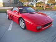 1993 Ferrari 3.4 Ferrari 348 Spyder